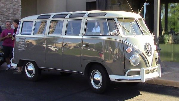 Type 2 combi deluxe story 1951 1967 for 1963 vw 23 window bus for sale